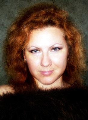 Ukraine bride  Yuliya 40 y.o. from Perevalsk, ID 64714