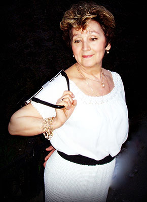 Ukraine bride  Mariya 72 y.o. from Alchevsk, ID 72569