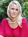 Single Ukraine women Nataliya from Chernigov