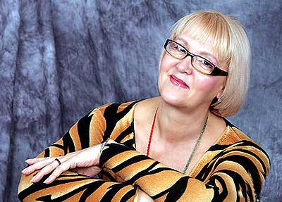 Ukraine bride  Nina 66 y.o. from Chernigov, ID 71273