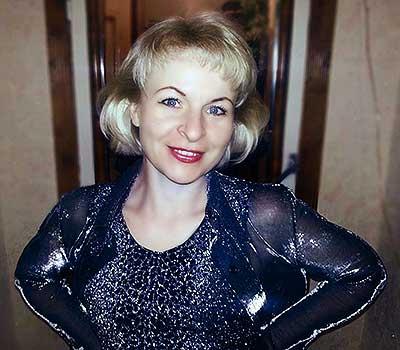 Ukraine bride  Lyudmila 45 y.o. from Chernigov, ID 75333
