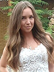 Single Ukraine women Anastasiya from Odessa