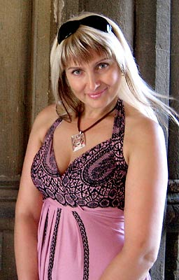 Ukraine bride  Nellya 44 y.o. from Chernovtsy, ID 55942