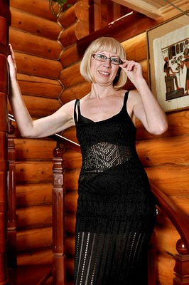 Ukraine bride  Oksana 55 y.o. from Chernovtsy, ID 63043