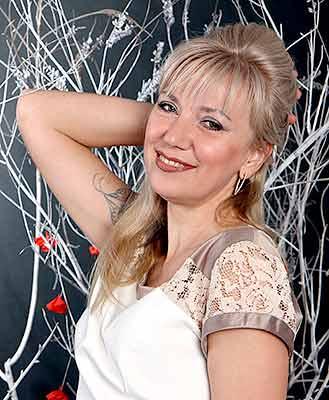 Ukraine bride  Viktoriya 49 y.o. from Zaporozhye, ID 75669