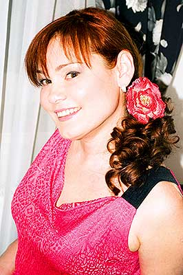 Ukraine bride  Ol'ga 42 y.o. from Avdeevka, ID 75843
