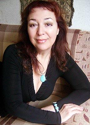 Russia bride  Lyudmila 59 y.o. from Feodosia, ID 71880