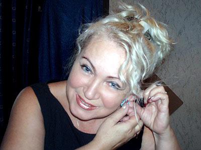 Russia bride  Marina 62 y.o. from Novosibirsk, ID 35416