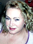 Single Russia women Marina from Novosibirsk