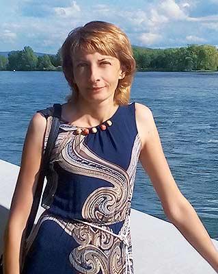 Kazakhstan bride  Yuliya 45 y.o. from Ust-Kamenogorsk, ID 62354