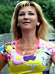 Single Ukraine women Elena from Dnepropetrovsk