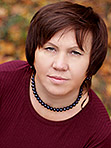 Single Russia women Olga from Tolyatti