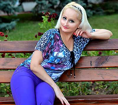 Russia bride  Alla 48 y.o. from Kerch, ID 74503