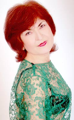 Ukraine bride  Lyudmila 69 y.o. from Kharkov, ID 13953