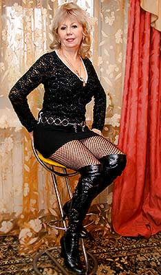 Ukraine bride  Svetlana 60 y.o. from Kharkov, ID 74309