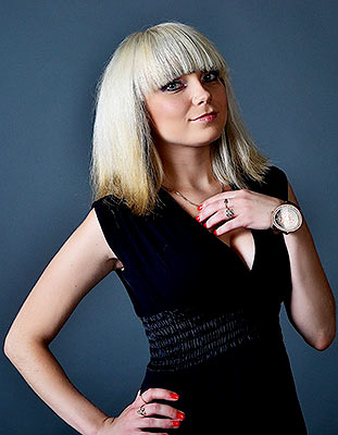Ukraine bride  Anna 25 y.o. from Kharkov, ID 73921