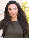 Russian bride Yuliya from Pervomaysk
