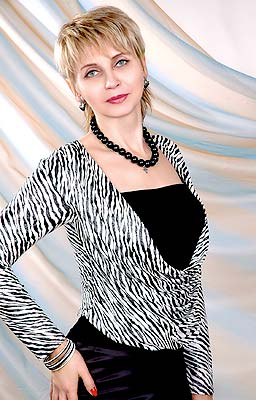 Ukraine bride  Marina 54 y.o. from Kharkov, ID 55420