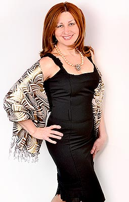 Ukraine bride  Elena 60 y.o. from Kharkov, ID 71527