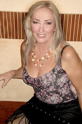 Ukraine bride  Nina 54 y.o. from Kharkov, ID 60218