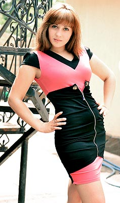 Ukraine bride  Anna 25 y.o. from Kharkov, ID 68162