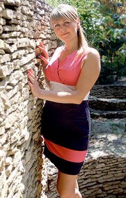 Ukraine bride  Elena 34 y.o. from Kherson, ID 73801
