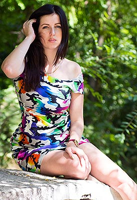 Ukraine bride  Alena 28 y.o. from Kherson, ID 93810
