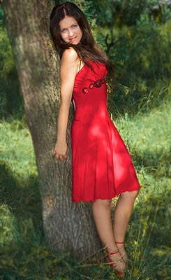 Ukraine bride  Nataliya 25 y.o. from Kherson, ID 58272