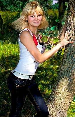 Ukraine bride  Anna 26 y.o. from Kherson, ID 58302