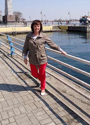 Ukraine bride  Svetlana 54 y.o. from Kherson, ID 60585