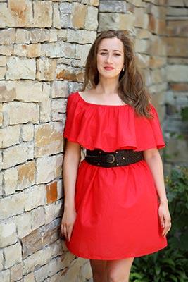 Ukraine bride  Oksana 32 y.o. from Khmelnitsky, ID 58937