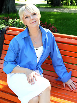Ukraine bride  Dana 53 y.o. from Kiev, ID 37216