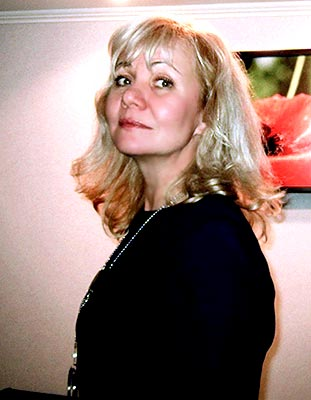 Ukraine bride  Lyubov' 55 y.o. from Brovary, ID 44124