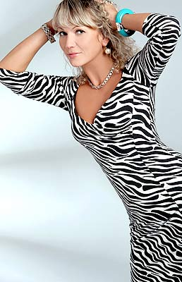 Ukraine bride  Zoya 45 y.o. from Kiev, ID 48710