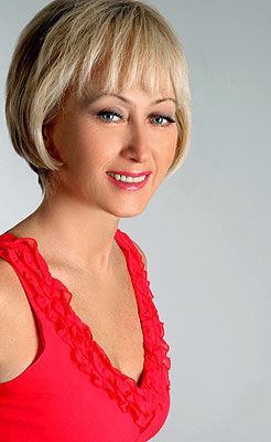 Ukraine bride  Alla 61 y.o. from Kiev, ID 65333