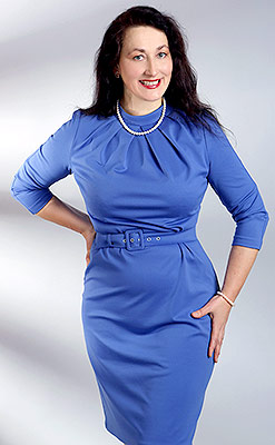 Ukraine bride  Nina 49 y.o. from Kiev, ID 72548