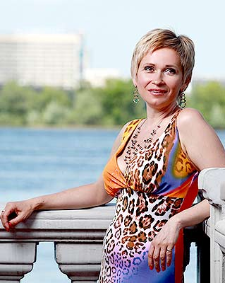 Ukraine bride  Nadejda 45 y.o. from Kiev, ID 73411