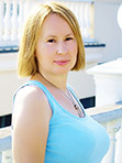 Single Ukraine women Oksana from Kiev