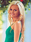 Single Ukraine women Kristina from Odessa
