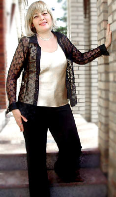Ukraine bride  Yel'vira 54 y.o. from Zhitomir, ID 40927