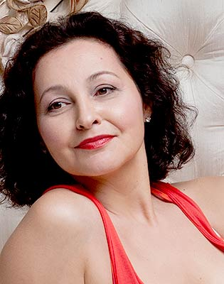 Ukraine bride  Anna 50 y.o. from Kiev, ID 66269