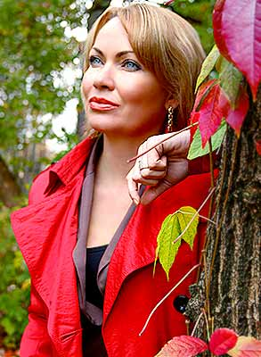 Ukraine bride  Lesya 40 y.o. from Boyarka, ID 61032