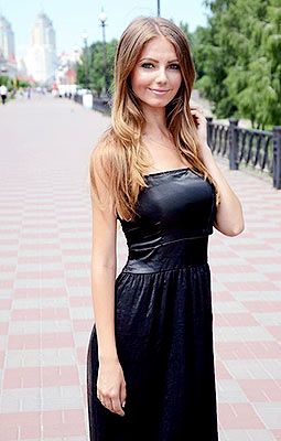 Ukraine bride  Dar'ya 28 y.o. from Kiev, ID 70654
