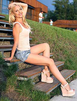 Ukraine bride  Yuliya 40 y.o. from Kiev, ID 68669