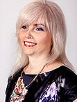 Single Ukraine women Lyudmila from Krivoy Rog