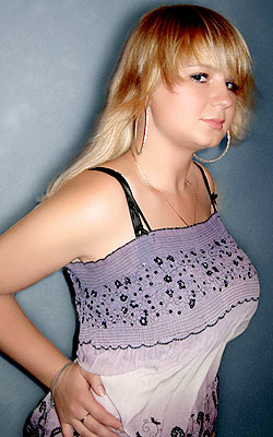 Ukraine bride  Anna 26 y.o. from Lugansk, ID 66391