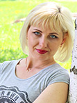 Single Ukraine women Ol'ga from Lugansk