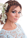 Single Belarus women Ul'yana from Soligorsk