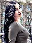 Single Ukraine women Karina from Gorlovka