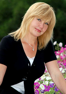 Ukraine bride  Elena 55 y.o. from Lugansk, ID 58432